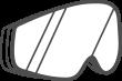 goggles lens icon