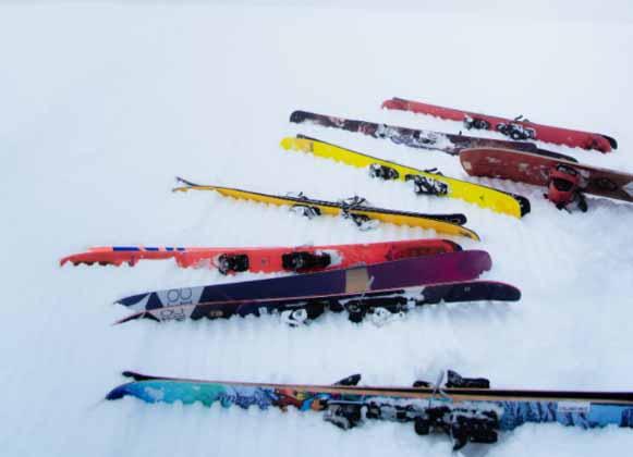 Skiis