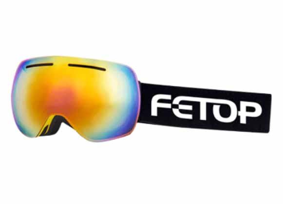 Fetop Snowboard goggles
